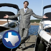 texas a yacht dealer
